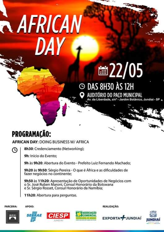 AFRICAN DAY